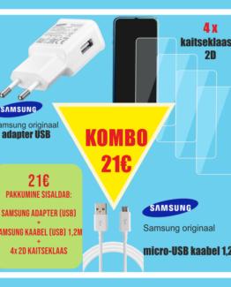 Samsung laadija