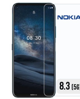 kaitseklaas Nokia 8.3