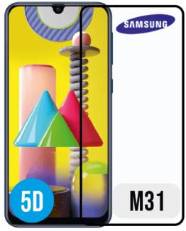 Samsung M31 kaitseklaas